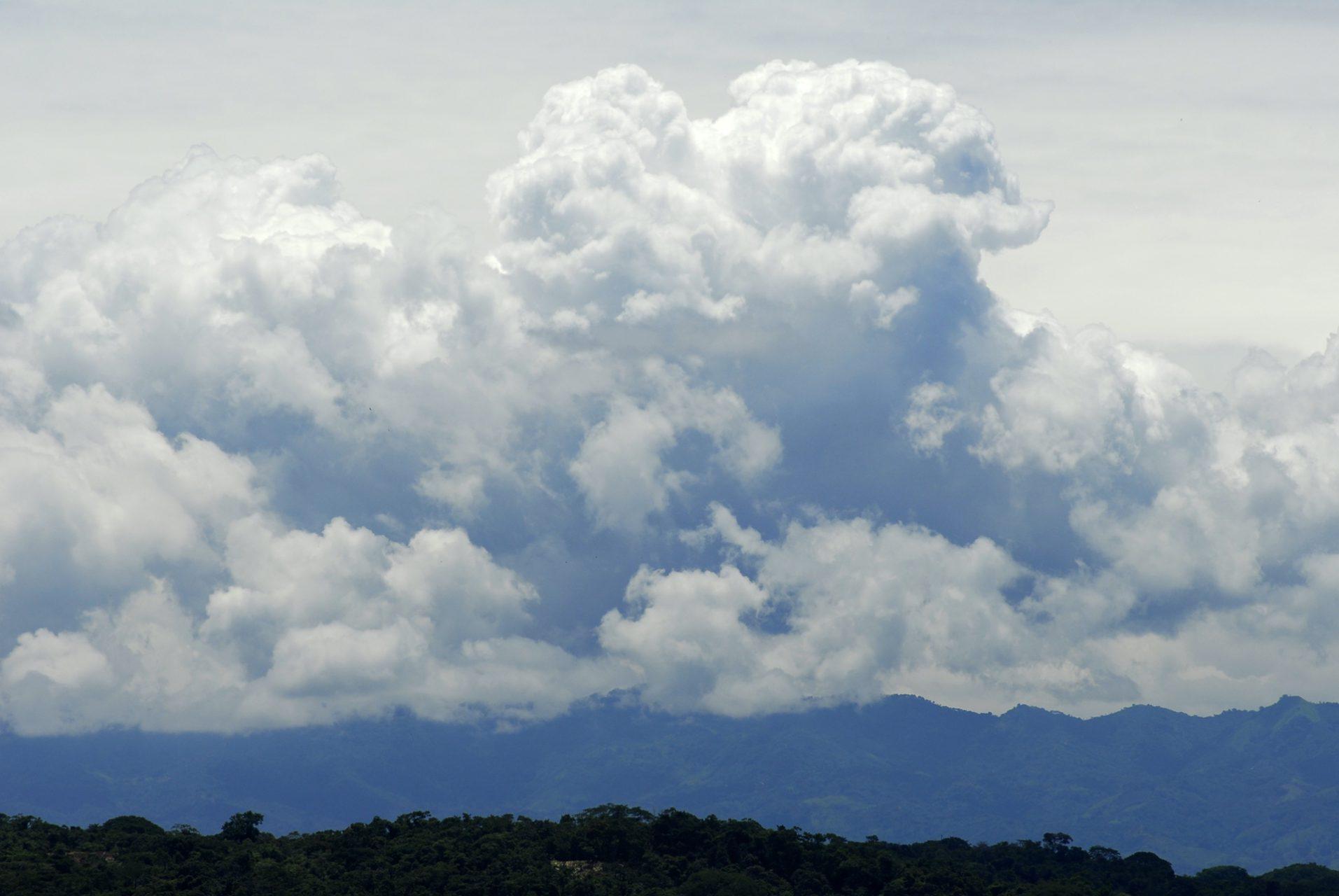 """Clouds Over Carara"", Tarcoles River, Las Mantas, Puntarenas"